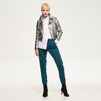 Reserved Spodnie z lampasem QQ591-77X