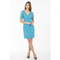 Monnari Kobieca, koronkowa sukienka SUKIMP0-17W-DRE2100-K010D601-R36