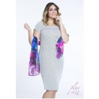 Monnari Sukienka z subtelnym wzorem SUKIMP0-16W-DRE2290-KM20D900-R46