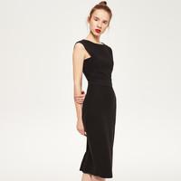Reserved Dopasowana sukienka QZ992-99X