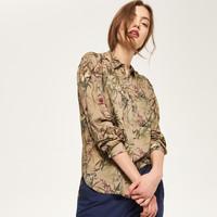 Reserved Koszula w kwiatowy wzór RK781-MLC