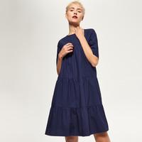 Reserved Rozkloszowana sukienka RA645-59X