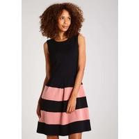 Anna Field Sukienka z dżerseju black/ash rose AN621CACX