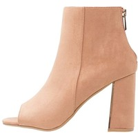 Office SPINS Ankle boot pink OF211N00R