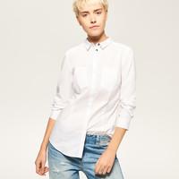Reserved Elegancka koszula QL372-00X