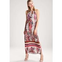 Sisley Długa sukienka pink 7SI21C06C