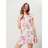 Mohito Sukienka w kwiaty SD627-00X