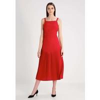 MALAIKARAISS SIREN Długa sukienka poppy red M1A21C004