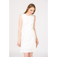 62db037bd3 Monnari Lniana sukienka na lato SUKIMP0-17L-DRE2610-K000D000-R36 ...