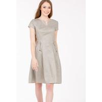 93c0ee381f Monnari Lniana sukienka na lato SUKIMP0-17L-DRE0390-K015D400-R36 ...