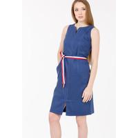 50ab51bf7f Monnari Sukienka na lato z paskiem SUKIMP0-17L-DRE0950-K012D000-R36 ...