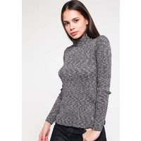 Even&Odd Sweter black/white EV421IA31