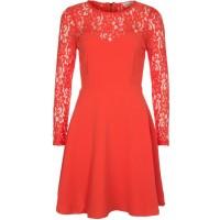 Louche DAVIS Sukienka letnia czerwony L4621C03E-G00
