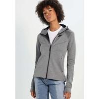 Nike Sportswear HOODIE Bluza rozpinana gris/noir NI121G01L