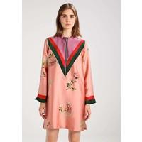 e554d89b10 Scotch   Soda SPORTY FEEL COLOUR WIDER SLEEVE Sukienka letnia pink SC321C007