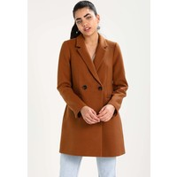 Warehouse CLEAN Płaszcz wełniany /Płaszcz klasyczny camel WA221P00J