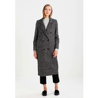 mint&berry BIG LAPEL STRAIGHT Płaszcz wełniany /Płaszcz klasyczny salt & pepper M3221PA17