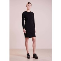 BOSS CASUAL Sukienka letnia black BO121C03W