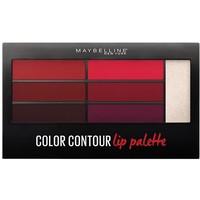 Maybelline Paletka do stylizacji ust Color Drama Lip Contour Palette Crimson 100-AKD07K