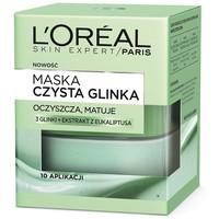 L'Oréal Paris Maska Skin Expert oczyszczająco-matująca 100-AKD06I
