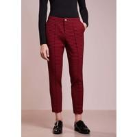 BOSS CASUAL SOJACKY Spodnie materiałowe red BO121A04X