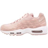 Nike Sportswear AIR MAX 95 Tenisówki i Trampki particle pink/white/siltstone red NI111S01Y