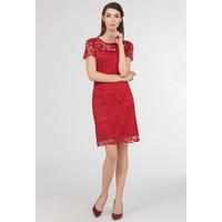 Monnari Koronkowa sukienka na wieczór II SUKIMP0-17Z-DRE3480-K005D601-R36