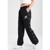 Nike Sportswear PANT SNAP ARCHIVE Spodnie materiałowe black/sail/sail NI121A05N