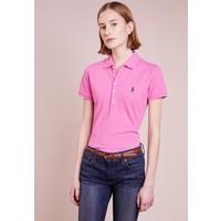 Polo Ralph Lauren JULIE POLO Koszulka polo pink peony PO221D008