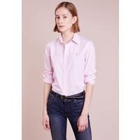 Polo Ralph Lauren STRETCH SLIM FIT Koszula pink/white PO221E03N