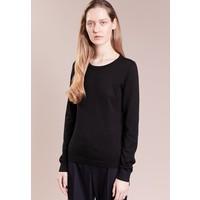 BOSS CASUAL ICUBAS Sweter black BO121I05E