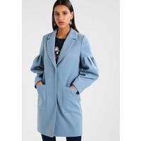 Miss Selfridge BALLOON COAT Płaszcz wełniany /Płaszcz klasyczny blue MF921U00I