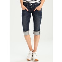 Herrlicher PITCH SHORT Szorty jeansowe dark- blue denim 4HE21N032