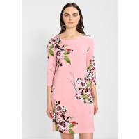 Vila VITINNY NEW DRESS LUX Sukienka z dżerseju bridal rose/vibirdo V1021C0XF