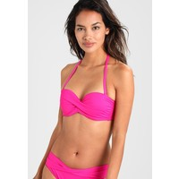 s.Oliver PUSH UPS BANDEAU Góra od bikini pink SO281J000