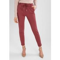 ONLY ONLPOPTRASH EASY COLOUR Spodnie materiałowe wild ginger ON321A0GX