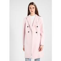 Dorothy Perkins COSY Krótki płaszcz blush DP521U01H