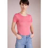 BOSS CASUAL TASTAR T-shirt basic bright pink BO121D070