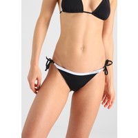 Calvin Klein Swimwear NOS LOGO STRING SIDE TIE Dół od bikini black C1181I001