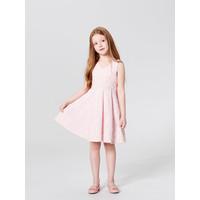 Mohito Koronkowa sukienka z kokardą LITTLE PRINCESS TK003-03X