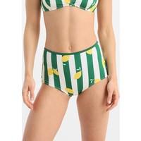Solid & Striped THE BOTTOM Dół od bikini green QS681D01L