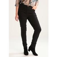 New Look Curves Spodnie materiałowe black N3221N02A