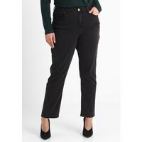 Dorothy Perkins Curve Jeansy Skinny Fit black DP621N00Z