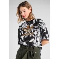 adidas Originals FARM TEE T-shirt z nadrukiem multicolor AD121D0I2