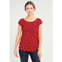 Ragwear ROSANNA T-shirt z nadrukiem chili red R5921D031