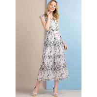 Monnari Sukienka z plisowanym dołem SUKIMP0-18L-DRE0980-KM04D700-R36