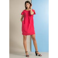 Monnari Prosta sukienka z odkrytymi ramionami SUKPOL0-18L-DRE0790-K005D000-R36