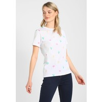TWINTIP T-shirt z nadrukiem white TW421D07A