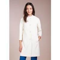 MAX&Co. PARIGI Krótki płaszcz ivory MQ921U00A