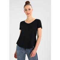 Hollister Co. EASY VEE T-shirt basic black H0421D01F